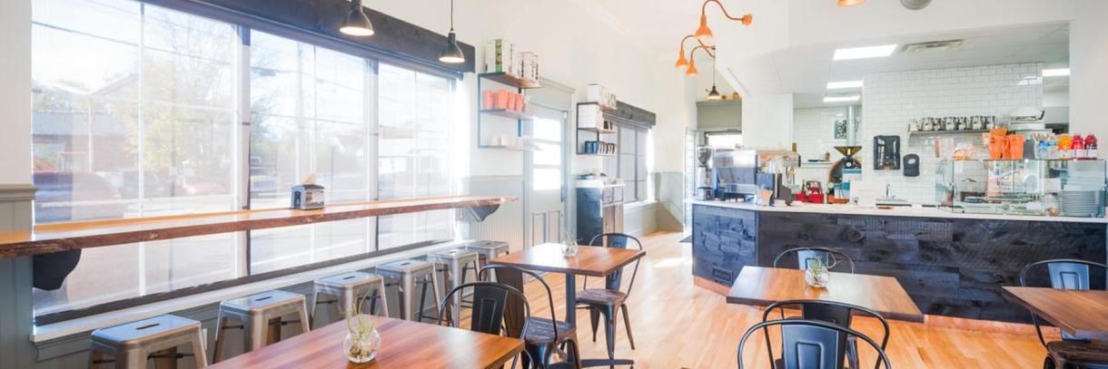 Borealis Coffee Shop